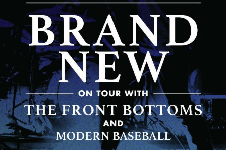 Brand New, Front Bottoms, and Modern Baseball Add 2016 Tour Dates: Ticket Presale Code Info