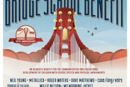 30th Annual Bridge School Benefit Concert to Feature Neil Young, Metallica, Roger Waters, and More on October 22-23, 2016: Ticket Info