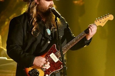 Chris Stapleton Adds 2017 Tour Dates: Ticket Presale Code & On-Sale Info