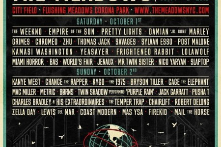 The Inagural Meadows Music and Arts Festival to Take Place at New York's Citi Field in October