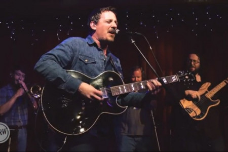 Watch Sturgill Simpson's Wild 'Sailor's Guide to Earth' Performance on KCRW's Morning Becomes Eclectic [Full Video]