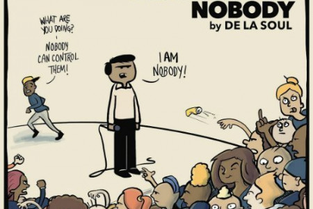 """and the Anonymous Nobody..."" - De La Soul [Full Album Stream + Zumic Review]"