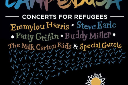 Tickets Now On Sale: Lampedusa Concerts for Refugees 2016 Tour with Emmylou Harris, Steve Earle, Robert Plant, and More