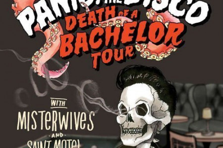 Panic! At The Disco Set 2017 Tour Dates with MisterWives and Saint Motel: Ticket Presale Code Info