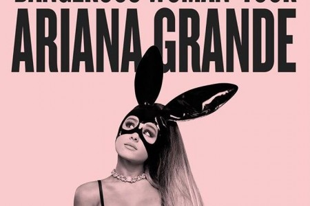 Ariana Grande 2017 Tour Dates for Europe and UK Postponed