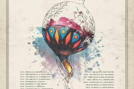 Circa Survive, mewithoutYou, and Turnover Plan 2017 Tour Dates: Ticket Presale Code Info