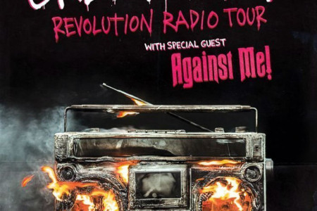 Green Day and Against Me! Add 2017 Tour Dates for North America: Ticket Presale Code Info