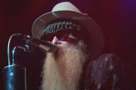 """Sixteen Tons"" - ZZ Top ft Jeff Beck (Merle Travis Cover) [YouTube Music Video]"