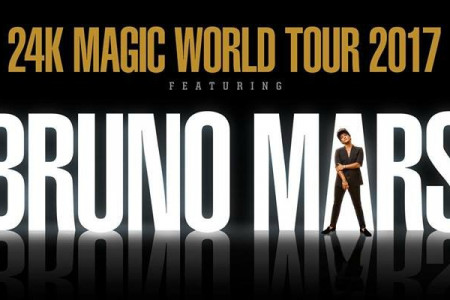 Bruno Mars Plans '24K Magic' World Tour Dates for 2016-2017: Ticket Presale Code Info