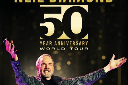 Neil Diamond Sets '50 Year Anniversary' World Tour Dates for 2017: Ticket Presale Code Info
