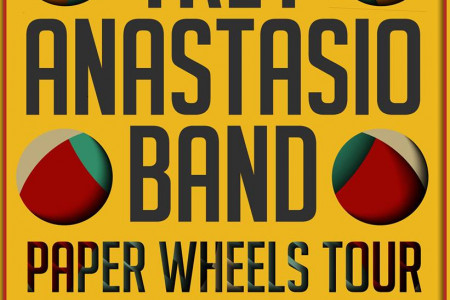 Trey Anastasio Band Plans 2017 Tour Dates: Ticket Presale Code Info