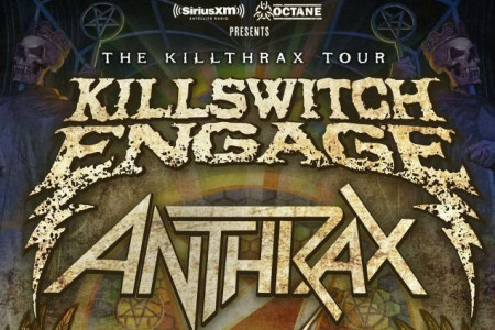 Anthrax and Killswitch Engage Plan 2017 Co-Headlining Tour Dates: Ticket On-Sale and Presale Code Info
