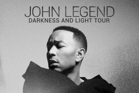 John Legend Adds 2017 UK Tour Dates: Ticket Presale Code & On-Sale Info