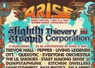 image for event ARISE Music Festival, Slightly Stoopid, Thievery Corporation, Trevor Hall and Pepper