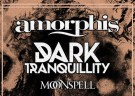 image for event Moonspell, Omnium Gatherum, Amorphis and Dark Tranquillity