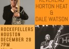 image for event Reverend Horton Heat and Dale Watson