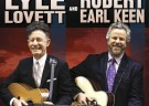 image for event AN EVENING WITH LYLE LOVETT AND ROBERT EARL KEEN, Robert Earl Keen, and Lyle Lovett