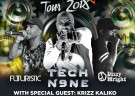 image for event Tech N9ne, Futuristic, and Dizzy Wright