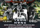 image for event Tech N9ne, Krizz Kaliko, Dizzy Wright, and Futuristic