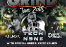 image for event Tech N9ne, Krizz Kaliko, Futuristic, and Dizzy Wright