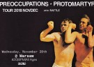 image for event Protomartyr, Preoccupations, and Rattle