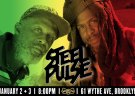 image for event Steel Pulse