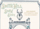 image for event The South Hill Snowdown: Railroad Earth, South Hill Banks, The Hackensaw Boys, and James Justin and Co.