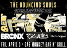 image for event The Bouncing Souls, The Casualties, The Bronx, and Crazy & The Brains