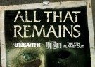 image for event All That Remains, Unearth, Big Story, and The 9th Planet Out