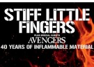 image for event Stiff Little Fingers and The Avengers