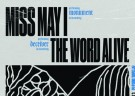 image for event Miss May I, The Word Alive, Afterlife, and Thousand Below