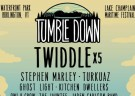image for event Tumble Down, Twiddle, Stephen Marley, Turkuaz, and ghost light
