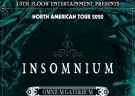 image for event Insomnium, Omnium Gatherum, and Seven Spires