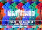 image for event Matisyahu