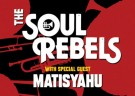 image for event The Soul Rebels and Matisyahu