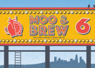 image for event 6th Annual Moo & Brew Craft Beer, Burger & Music Festival