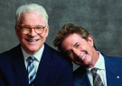 image for event Jeff Babko, The Steep Canyon Rangers, Steve Martin, and Martin Short