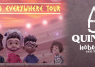 image for event AJR, Quinn XCII, Hobo Johnson & The Lovemakers, and Ashe
