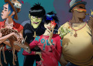 image for event Gorillaz