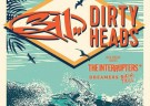 image for event 311, Dirty Heads, The Interrupters, Dreamers, and Bikini Trill