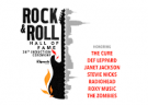 image for event 34th Annual Rock & Roll Hall Of Fame Induction Ceremony