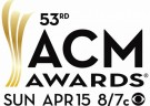 image for event 53rd ACM Awards