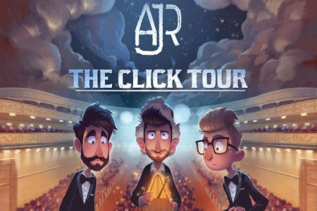 AJR Plot 2018 'The Click Tour' Dates: Ticket Presale Code & On-Sale Info