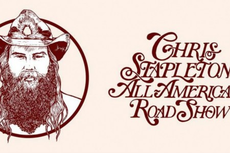 "image for article Chris Stapleton Reveals ""All American Road Show"" 2018 Tour Dates: Ticket Pre-sale Code & On-Sale Info"