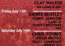 image for event Country Thunder Craven