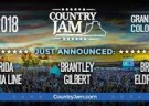 image for event Country Jam 2018