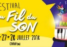 image for event FESTIVAL AU FIL DU SON 2018