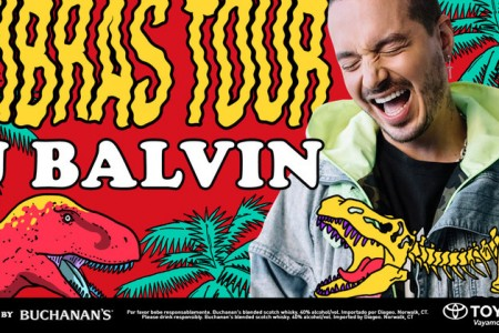 image for article J Balvin Details 'Vibras' North American Tour: Ticket Presale Code and On-Sale Info