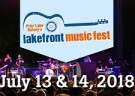 image for event Lakefront Music Festival