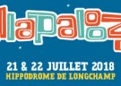 image for event Lollapalooza Paris 2018